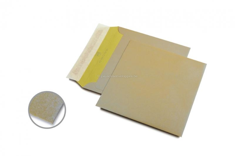 Gmund enveloppes Collection Reaction - Jaune: Strong Chlorophyl Yellow